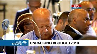 Post Budget 2018 Breakfast with Finance Minister - Public System
