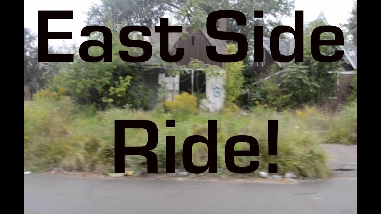 Detroit East Side Ride - YouTube