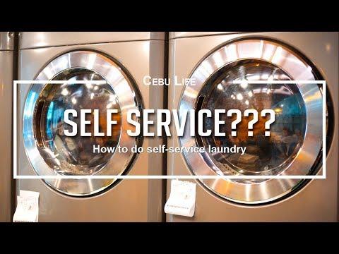 How to self service laundry | Cebu Life S03E23
