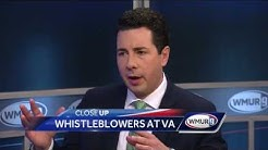 CloseUP: Whistleblower discusses issues at Manchester VA