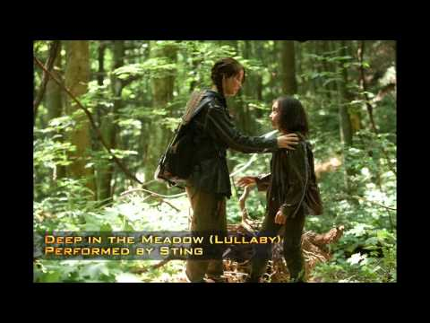 "The Hunger Games - ""Deep In The Meadow (Lullaby)"" by Sting"