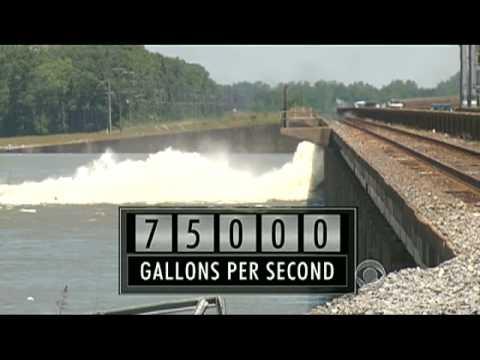 River floodgates spare