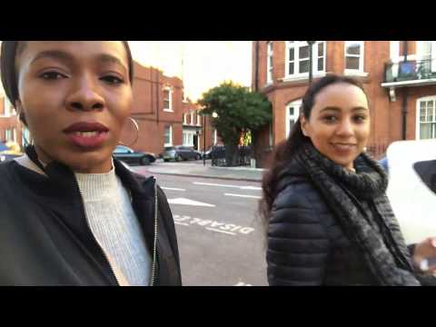 London Day 3&4, Trying Moroccan Food For The First Time, Last Day In London | AMINA DANJUMA