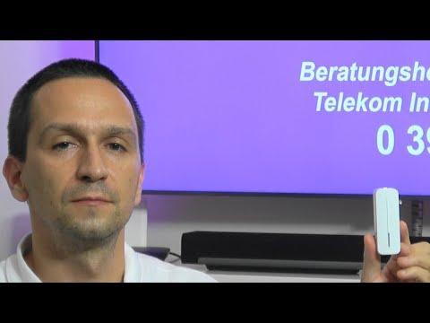Bitron Video Tür- / Fensterkontakt magnetisch für Telekom Smarthome