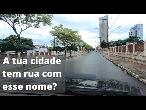 Conheça uma avenida em Santarém, que tem nome na história do Pará | Turismo Aqui