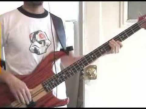 Duran Duran - Save a Prayer - bass lesson