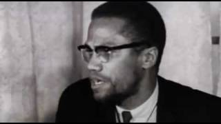 Malcolm X's Famous Speech After Returning From Mecca