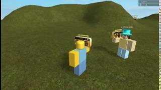 playing earrape codes on roblox game