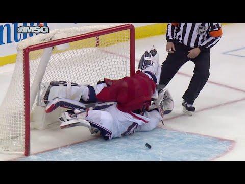 Самые курьезные и смешные моменты НХЛ: февраль-2020