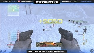 MW3 Modding Infected (reactions)
