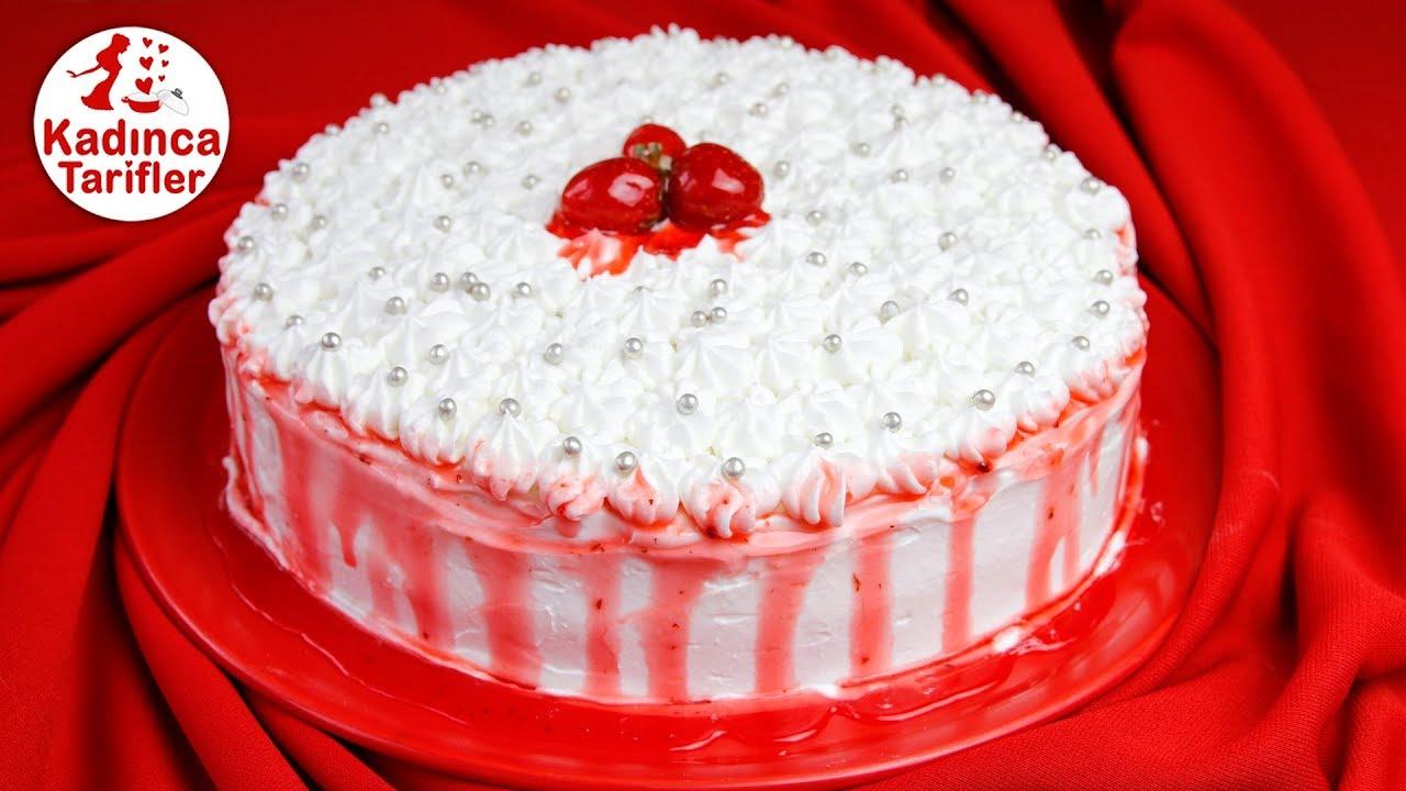 Evde Doğum Günü Pastası Yapılışı