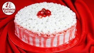 Ev Yapımı Doğum Günü Pastası Tarifi Nasıl Yapılır | Pasta Tarifleri | Kadınca Tarifler