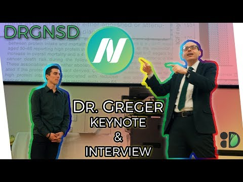 Full Event w/ Dr Michael Greger | How Not To Die In San Diego