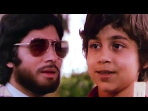 Amitabh Bachchan, Do Anjaane - Scene 23/31
