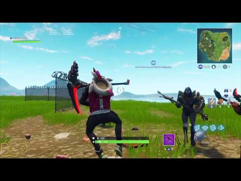 Fortnite Funny Fails and WTF Moments! #272