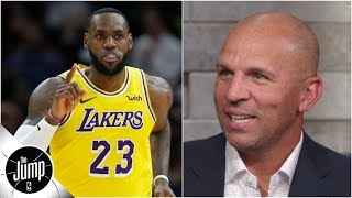 Jason Kidd comments on Lakers