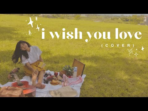 I Wish You Love (cover)