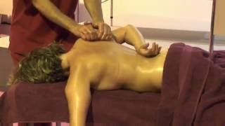 MASSAGEM AYURVEDA SALON LOOK MADRID 2015