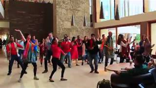 Diwali 2017 Flash Mob by Ivey MBA18 Class