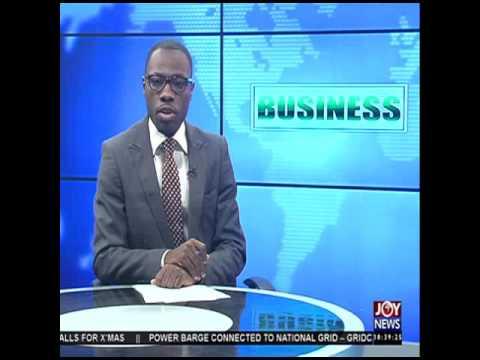 Air cargo traffic - News Desk on Joy News (7-12-15)