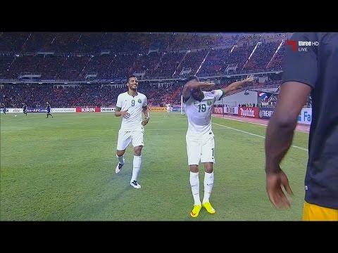 ملخص مباراة تايلند 0×3 السعودية | تصفيات كأس العالم | بصوت عيسى الحربين HD