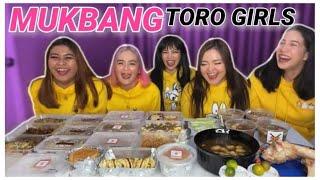 MUKBANG | TORO GIRLS