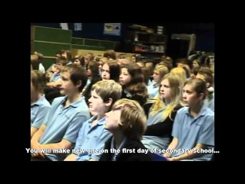 A journey from Primary to Secondary School for all the 2012 Leavers