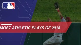 Watch the most athletic plays of the 2018 season