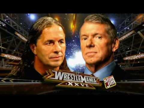 WWE WrestleMania 26 - Match Card (HD)