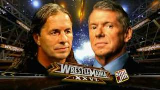 WWE WrestleMania 26 - Match Card (HD)