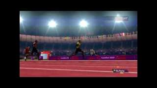 London 2012 Video Game: Awesome 100m World Record!