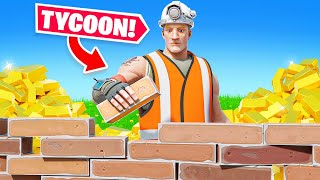 Fortnite WALL WARS *TYCOON* Game Mode