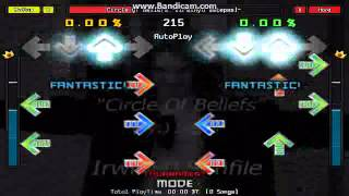 ITG r23 Pad Simfile - Circle Of Beliefs (by:) Slayer (Irwiny0 Stepchart) (Singles)