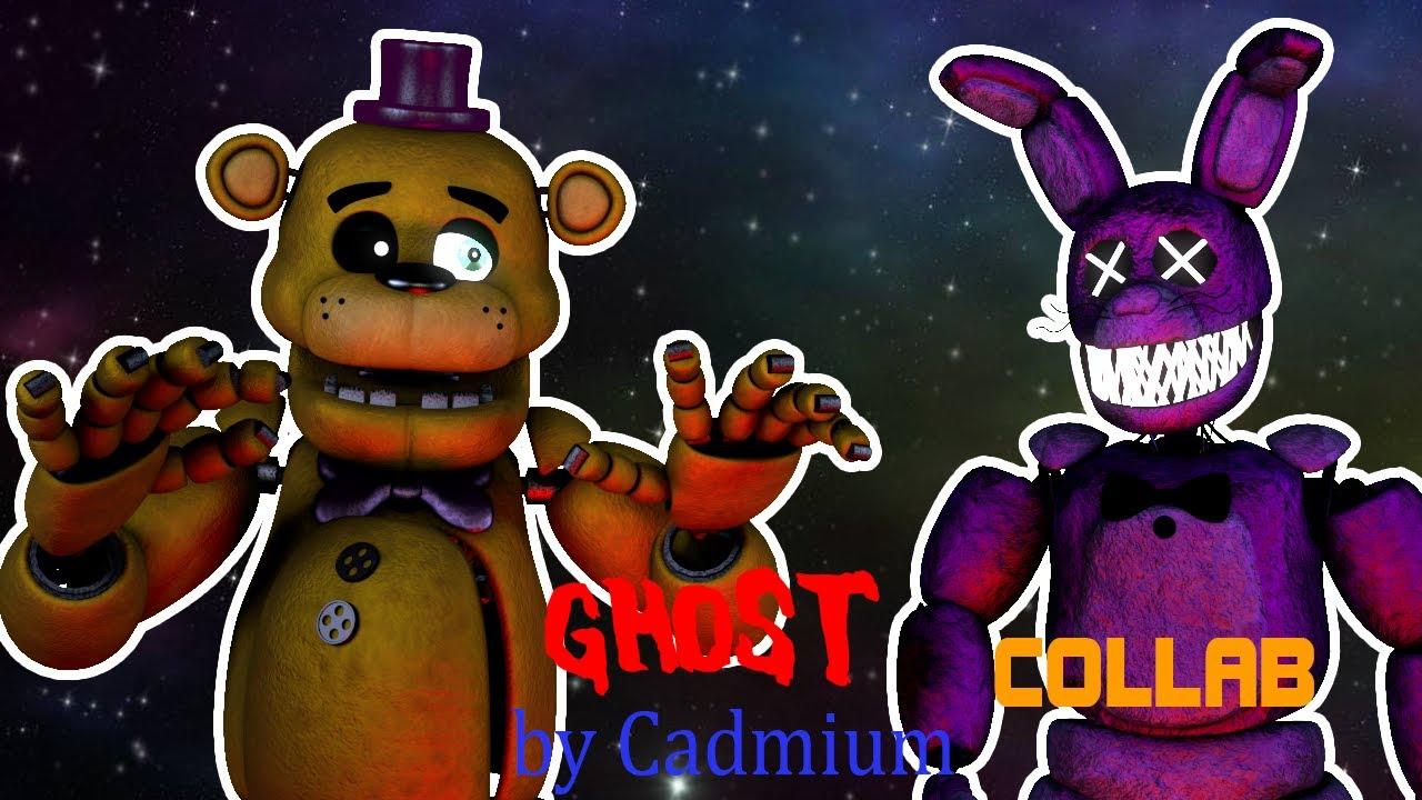 [Multiplat/FNaF] Ghost (by Cadmium) (birthday collab)