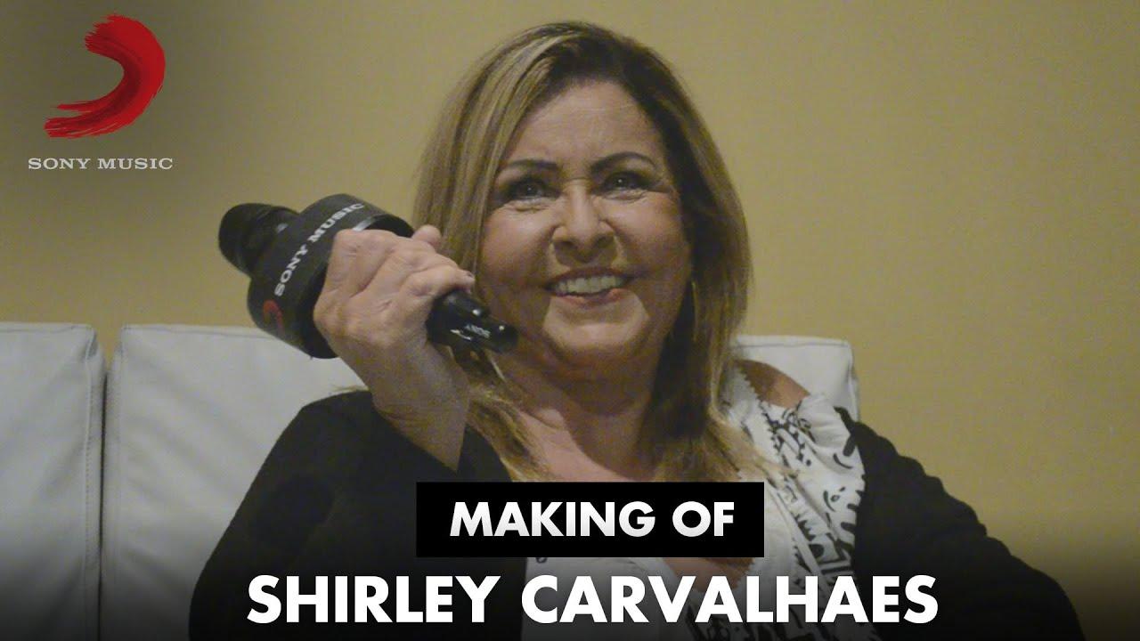 Making Of - Shirley Carvalhaes - Meu Coração é Teu Altar