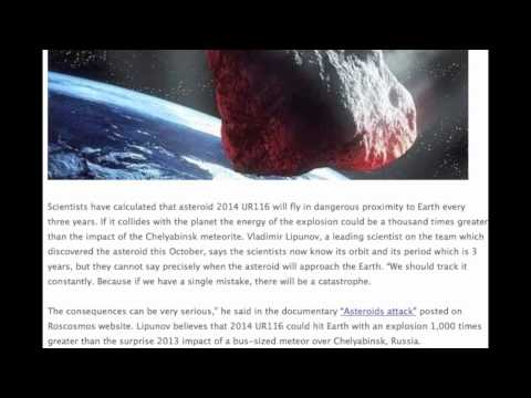 planet killer asteroid approaching - photo #48