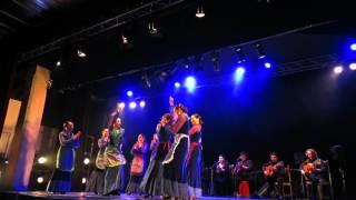 Festival de Jerez 2016. 'Eclosión' de Fundación Cristina Heeren (Tangos)