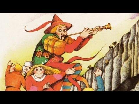 Cuenta Cuentos: El flautista de Hamelín (2 de 2) - YouTube