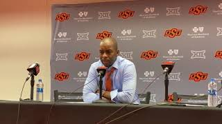 OSU Basketball: Boynton on the loss to Georgetown