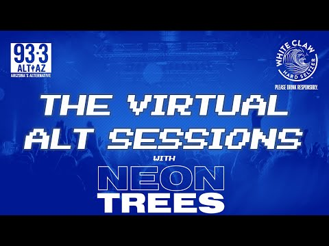 ALT AZ Virtual Session With Neon Trees