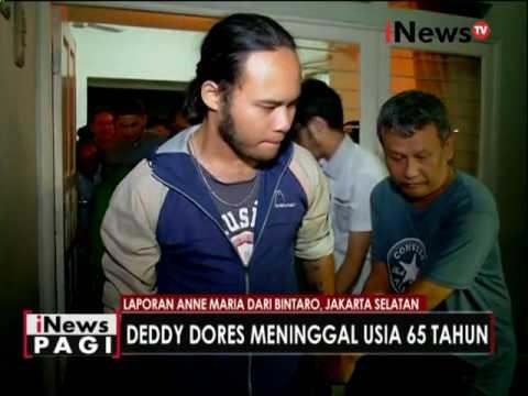 Live Report : rumah duka Deddy Dores - iNews Pagi 18/05