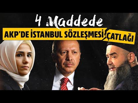 4 Maddede AKP'de İstanbul Sözleşmesi Çatlağı!