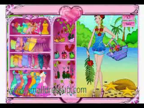 Fashion Dress Up Games For Girls YouTube