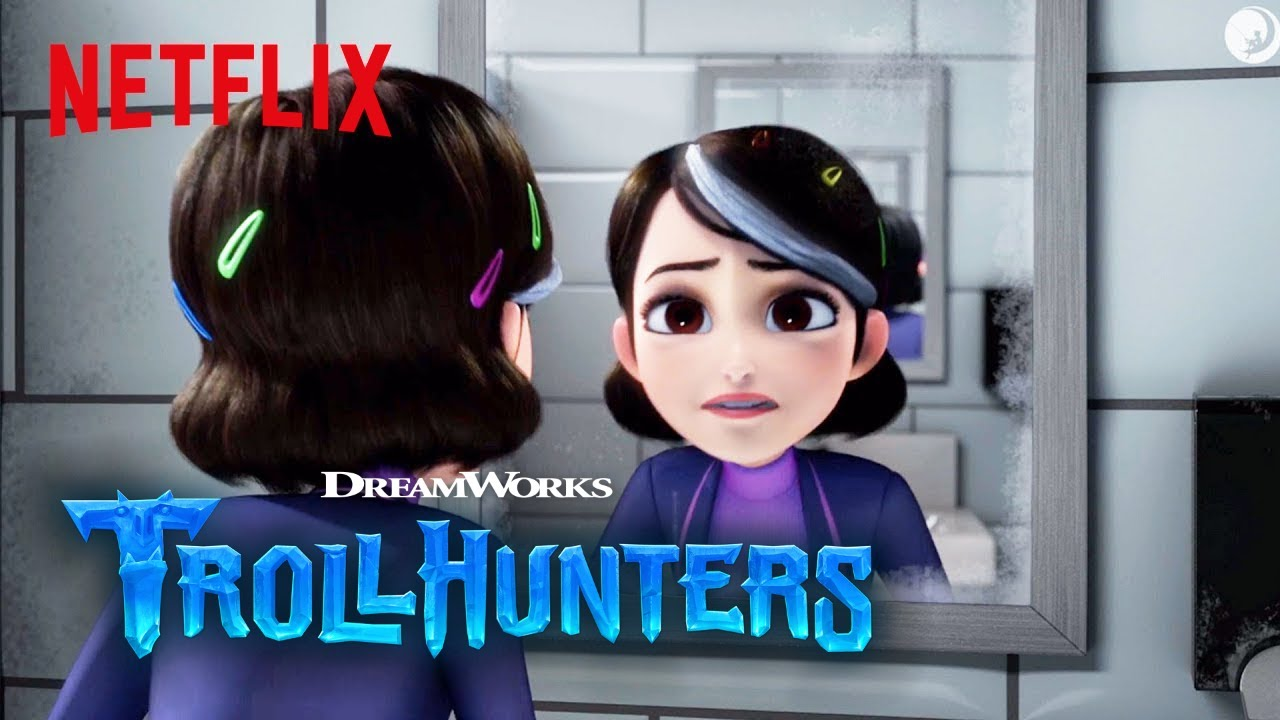Download Trollhunters | Claire Gets Possessed | Netflix Futures