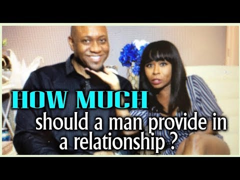 Download How much should a man provide? pt. 2