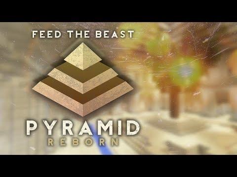 FTB PYRAMID REBORN: Das NEUE Challenge Pack von Feed The Beast!