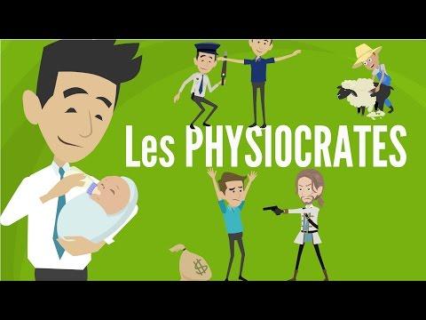 LA NAISSANCE DU LIBERALISME: LES PHYSIOCRATES.
