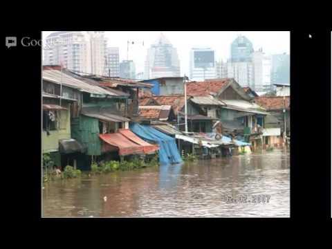 Kuliah Online I-4: Solusi Penanganan Banjir di Indonesia (studi kasus Jakarta)