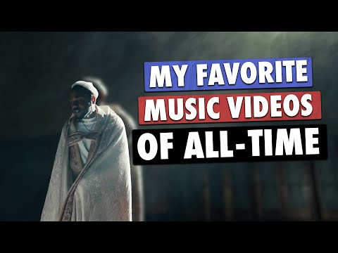My Favorite Music Videos of All-Time