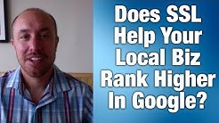 Risky! Do SSL Certificates Help Local Businesses SEO Rank Higher on Google?